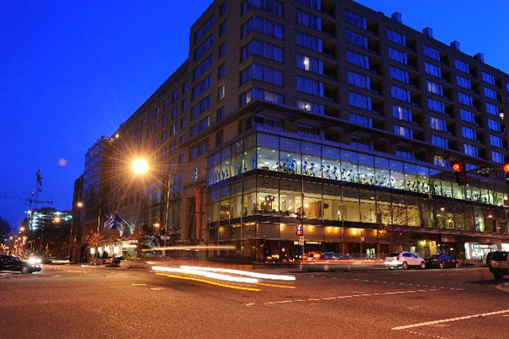 Washington DC restaurant